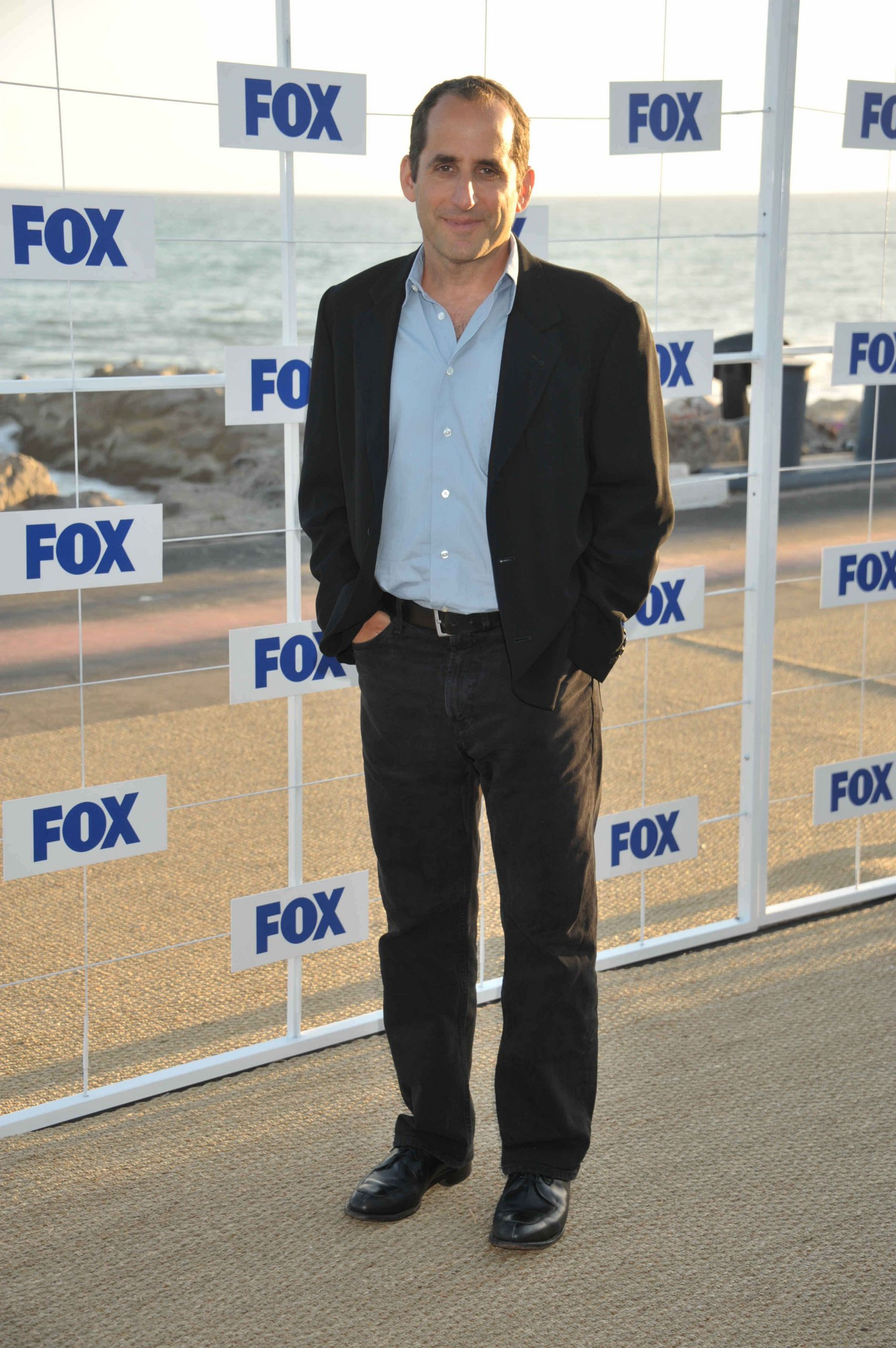 Peter Jacobson @ the 2011 TCA cáo, fox All-Star Party