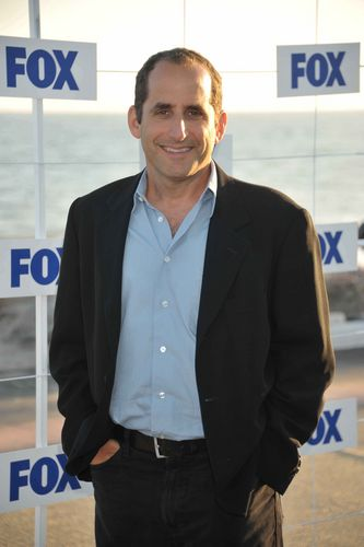 Peter Jacobson @ the 2011 TCA fox, mbweha All-Star Party