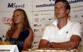 Petra Kvitova and Tomas Berdych new tennis couple - petra-kvitova screencap