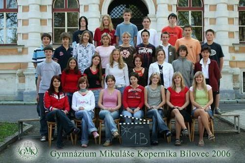 Petra Kvitova in school