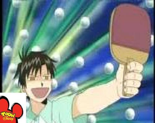 Ping Pong Kiyo