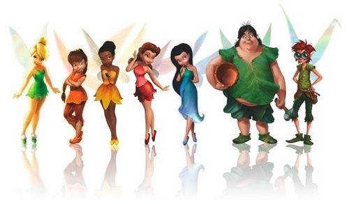 Pixie Hollow And और