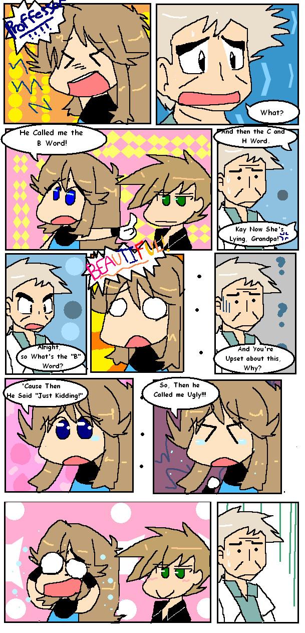 Pokemon  Adventures Comic