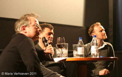 Q&A with Steven Moffat and Mark Gatiss