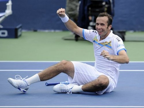 YouTube hình nền probably with a quần vợt pro and a quần vợt player titled Radek Stepanek wins DC