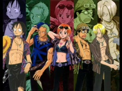 যেভাবে খুশী One Piece pictures