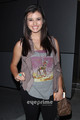 Rebecca Black poses for Photos after Katy Perry Concert in L.A, Aug 5 - rebecca-black photo
