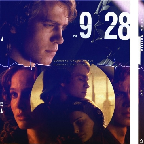 bintang Wars: Revenge of the Sith wallpaper probably with a portrait and anime titled Revenge of the Sith