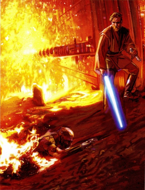 Revenge Of The Sith Bintang Wars Revenge Of The Sith Fan Art 24334788 Fanpop