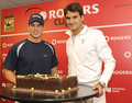Roger Federer 30th birthday