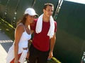 SEXY RADEK STEPANEK AND SEXY WOMAN.,.,.
