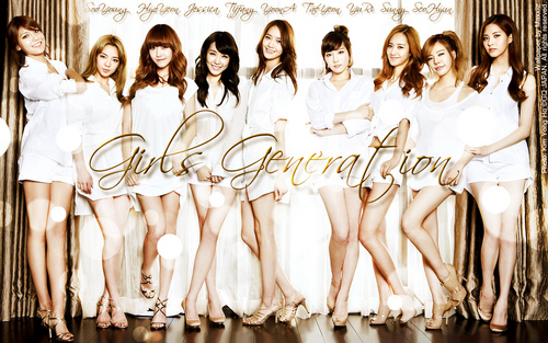 SNSD SOSHIFIED
