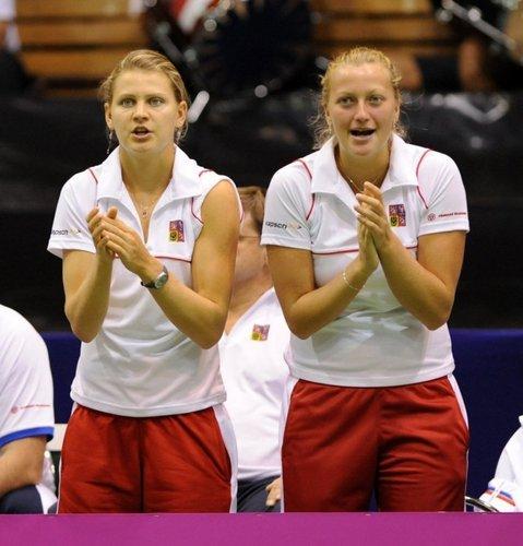 Safarova and Kvitova
