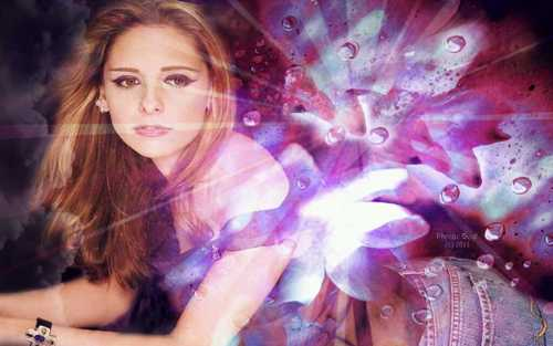 Sarah Michelle  Gellar Buffy wallpaper