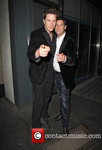 Sebastien and Dave