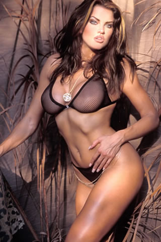 Sexiest Dana Hamm pics