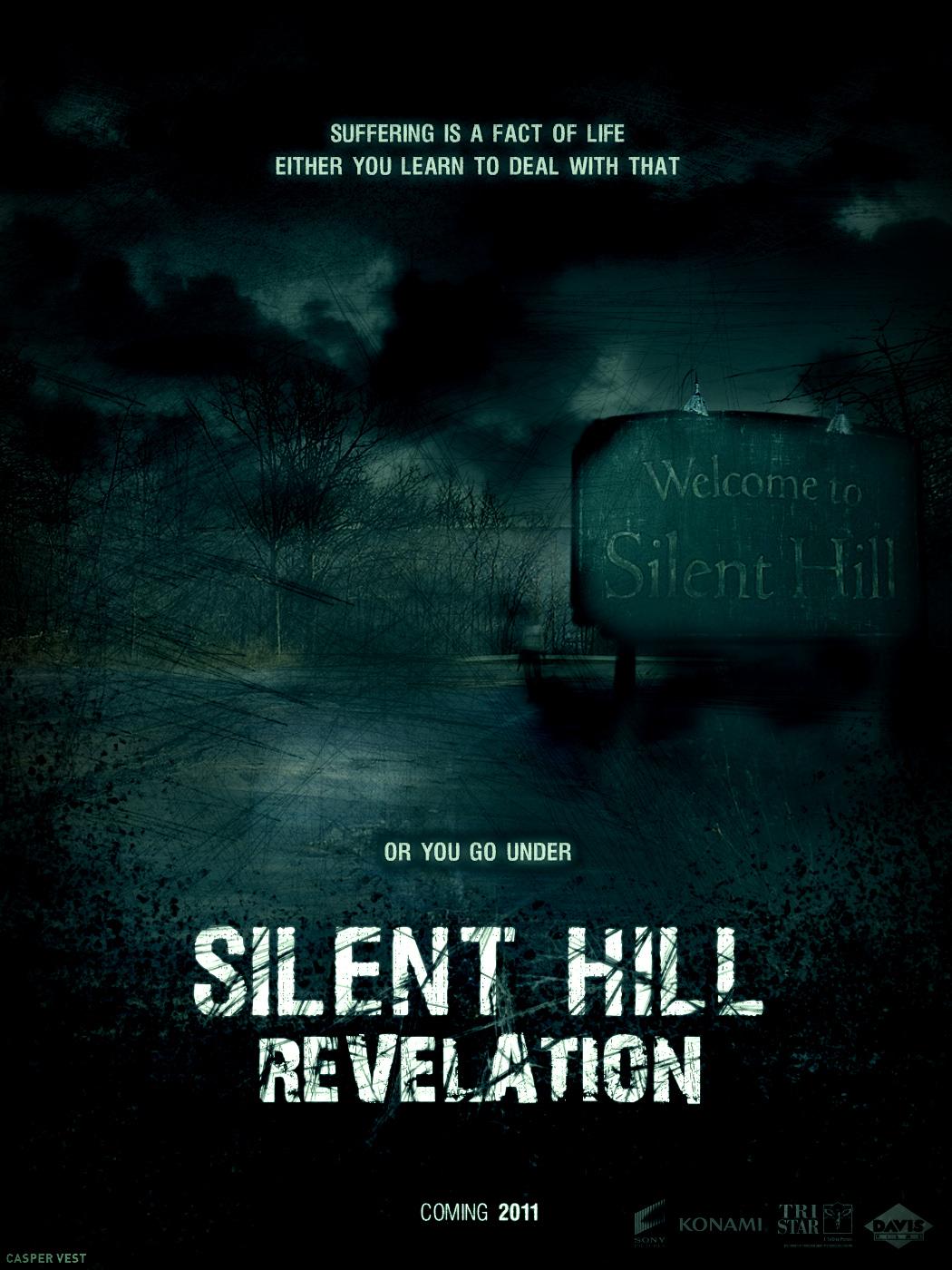 Silent colina 3D: Revelation