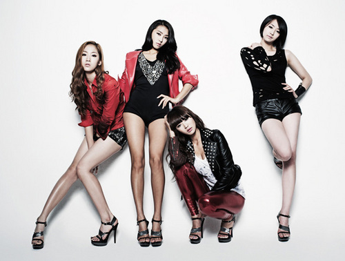 SISTAR (씨스타) wallpaper possibly containing a bustier, tights, and a leotard called Sistar So Cool