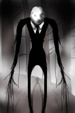'Slender Man' Art - random Photo