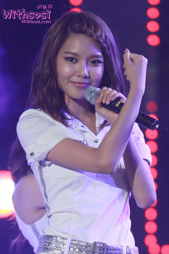 SooYoung from CheongShim 음악 Festival