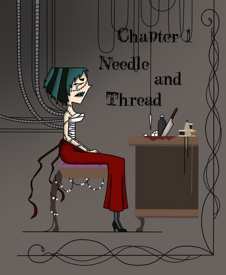 Stitched Up - Chapter 1 Cover Art