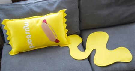 Strange Pillows