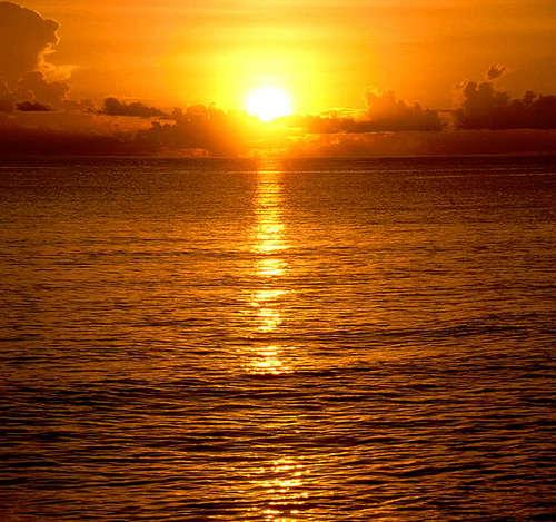 Sun & Water Fotos