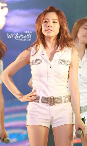 Sunny from CheongShim muziki Festival