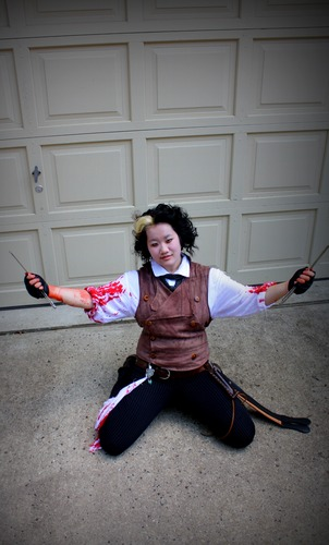 Sweeney Todd Cosplay/Costume