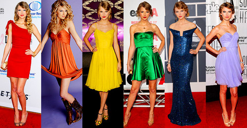 Taylor's इंद्रधनुष
