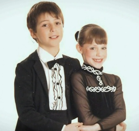 Tessa and Scott kids