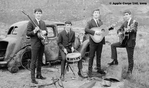 The Beatles - Assorted foto's