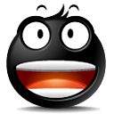 The Blacy! Emoticon