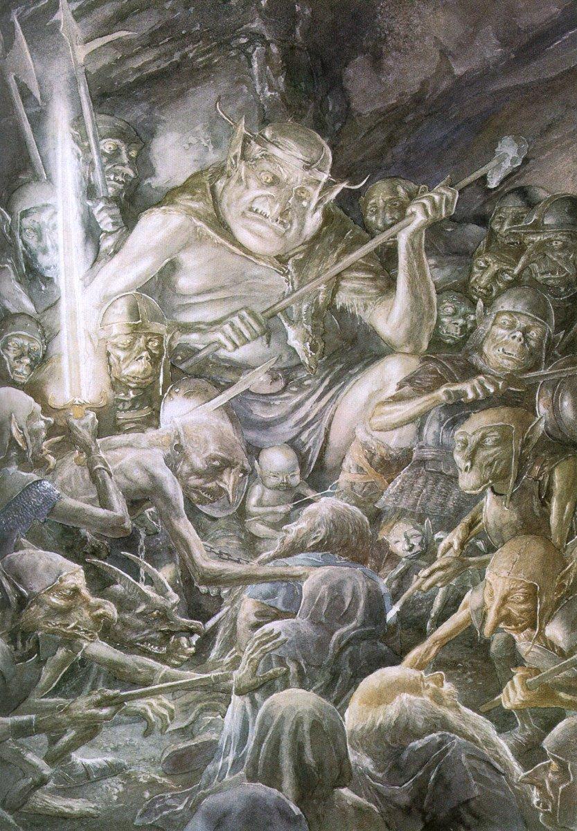 The Hobbit द्वारा Alan Lee