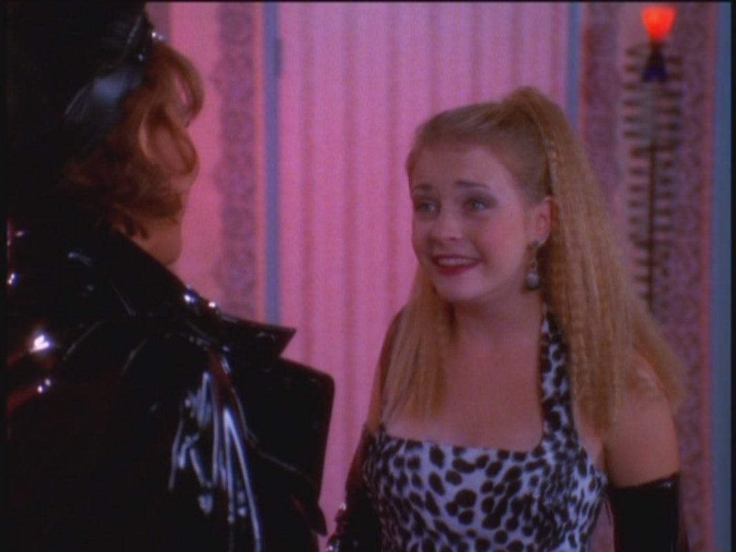 sabrina the teenage witch tits