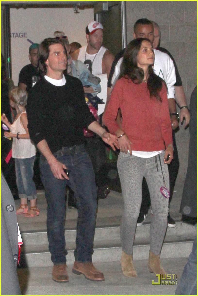 Tom Cruise & Katie Holmes: Katy Perry konzert Date!
