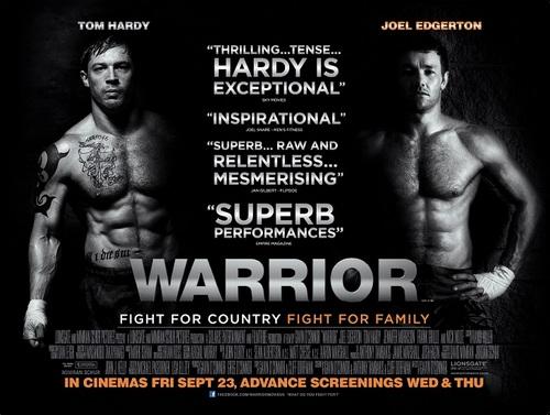 Tom Hardy Warrior