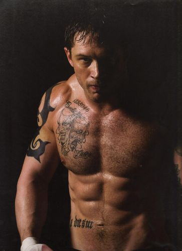 Tom Hardy wallpaper with a hunk entitled Tom Hardy is Tommy Conlon, Men of Warrior