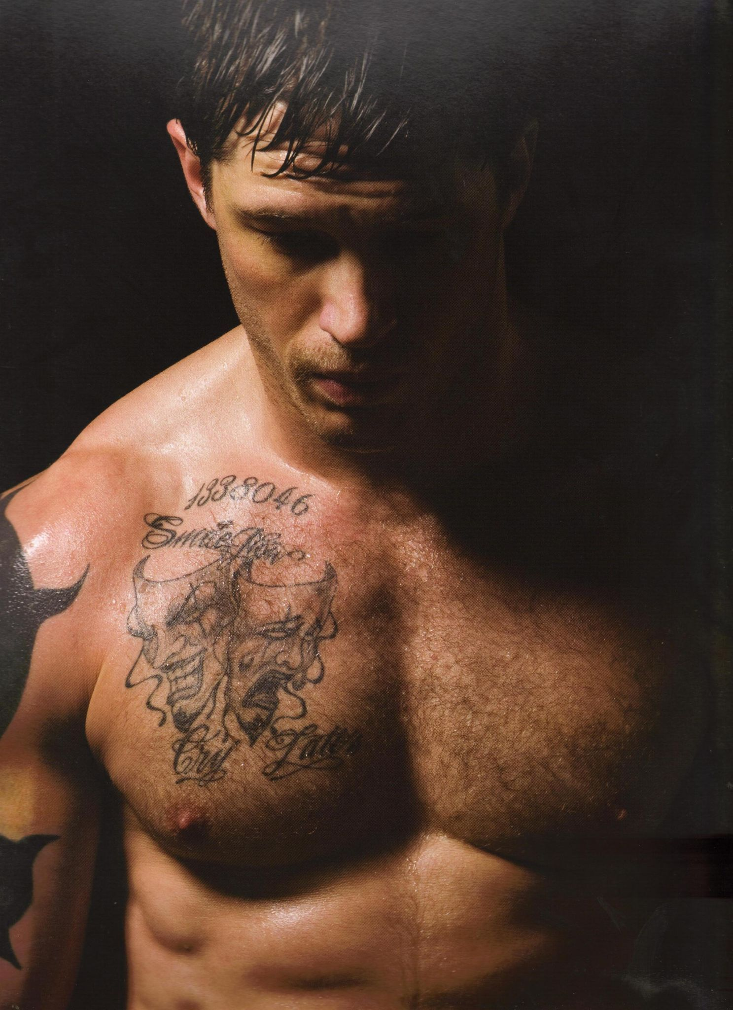 Tom Hardy is Tommy Con...