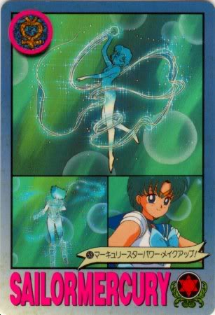 Transform card Sailor Mercury