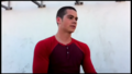 Troix Magazine Shoot BTS - dylan-obrien screencap