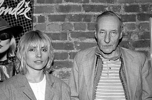Uncle Bill + Debbie Harry