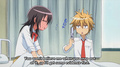 Usui and Misaki's love story - ishanultra fan art