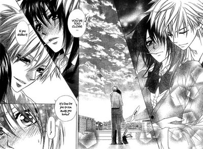 Usui and Misaki's amor story