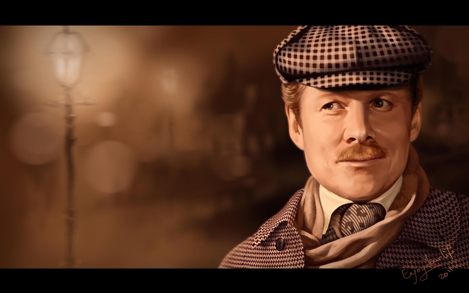 V. Solomin as Dr. J. Watson