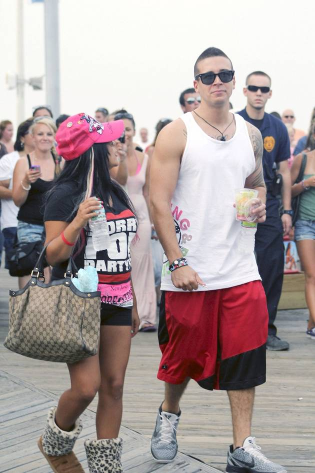Vinny and SnookiNicole images Vinny SNooki Date HD