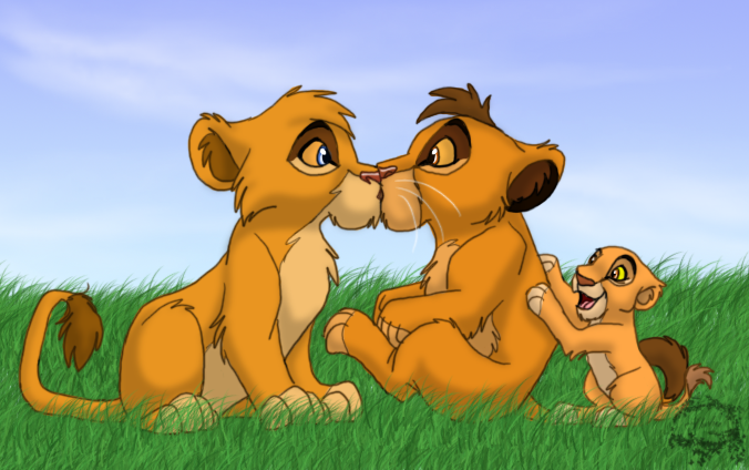 The lion king vitani and kopa - photo#22