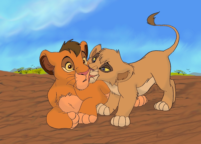 The lion king vitani and kopa - photo#6