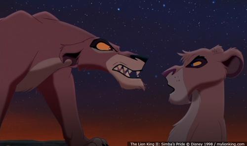 Vitani and Zira