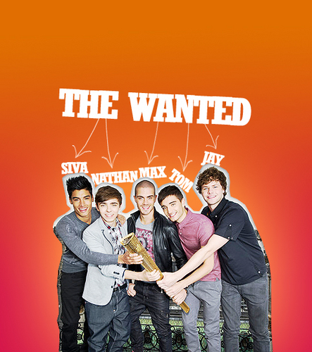Wanted! (I Will ALWAYS Support TW No Matter What) Holding The Olympic Torch!! 100% Real ♥